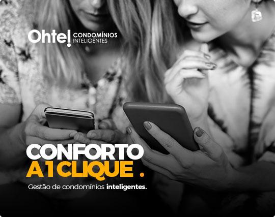 Ohtel Condomínios Inteligentes | Conforto a um clique